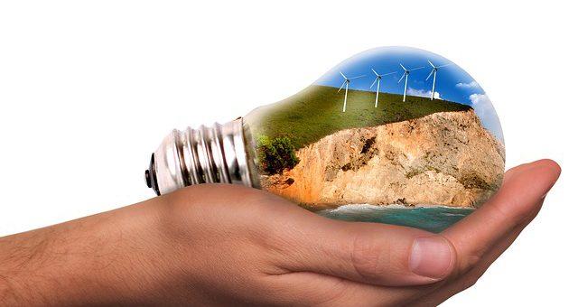 Podomový predaj energií